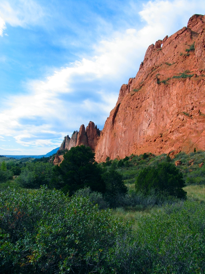 Garden of the Gods III by sataikasia