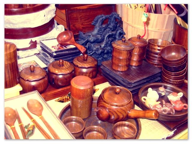 Korean market by sataikasia