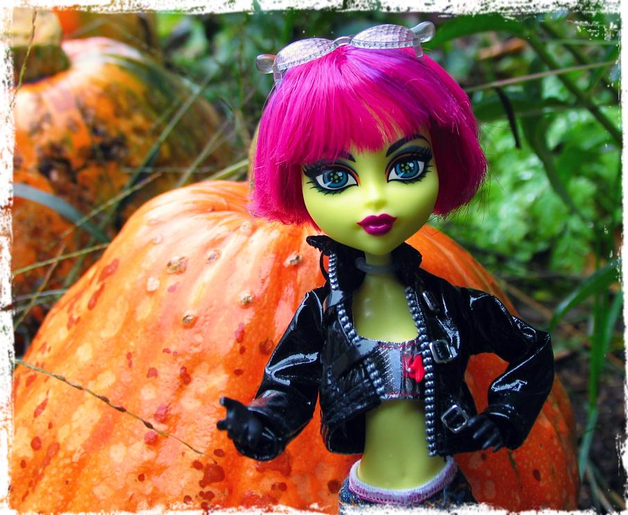 Rubee's pumpkin harvest by sataikasia