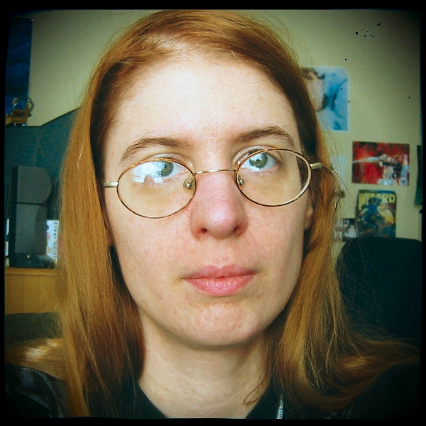 gingery hair by sataikasia