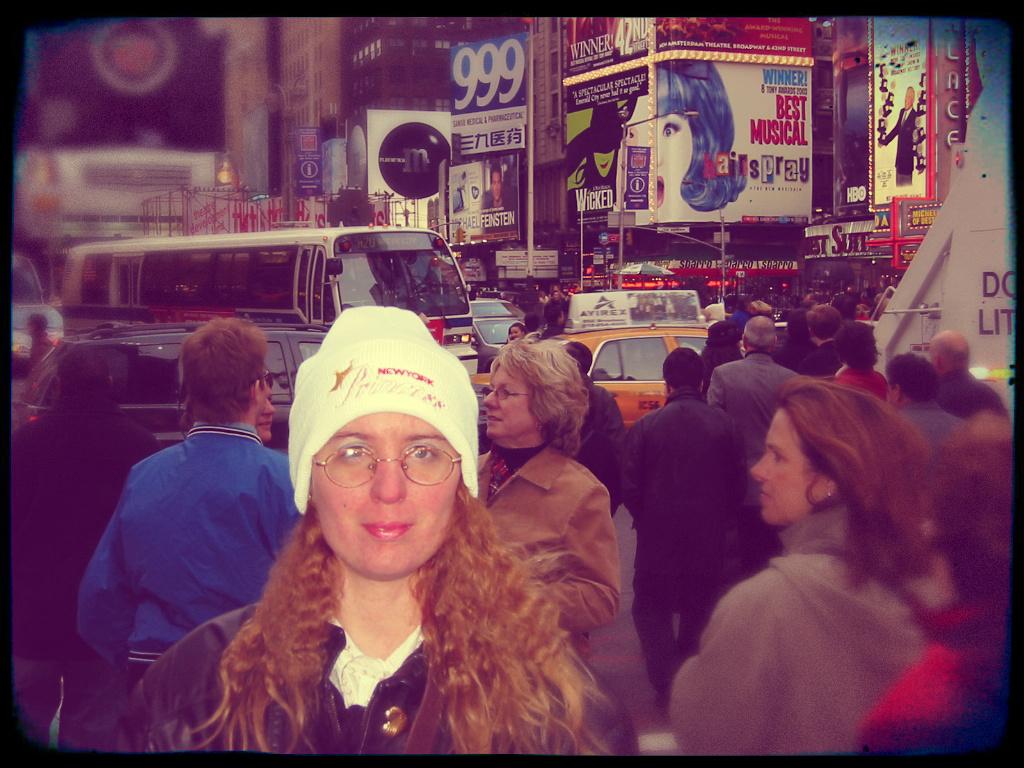 roaming around NY by sataikasia