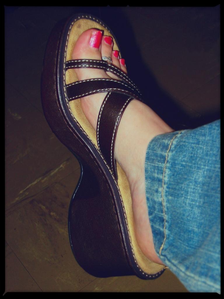 sandals by sataikasia