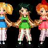 doll - PowerPuff Girls by sataikasia