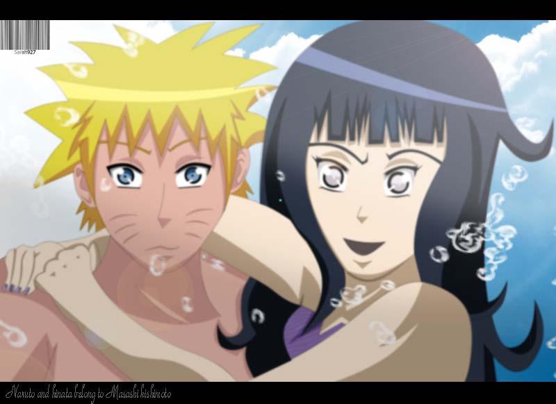 Hinata Loves Naruto By Ryannelle Deviantart – Fondos de Pantalla