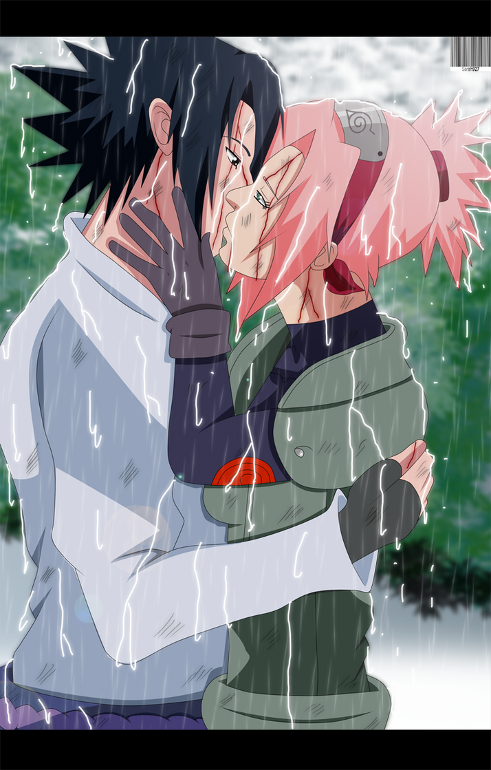 Sasusaku reunion by Sarah927