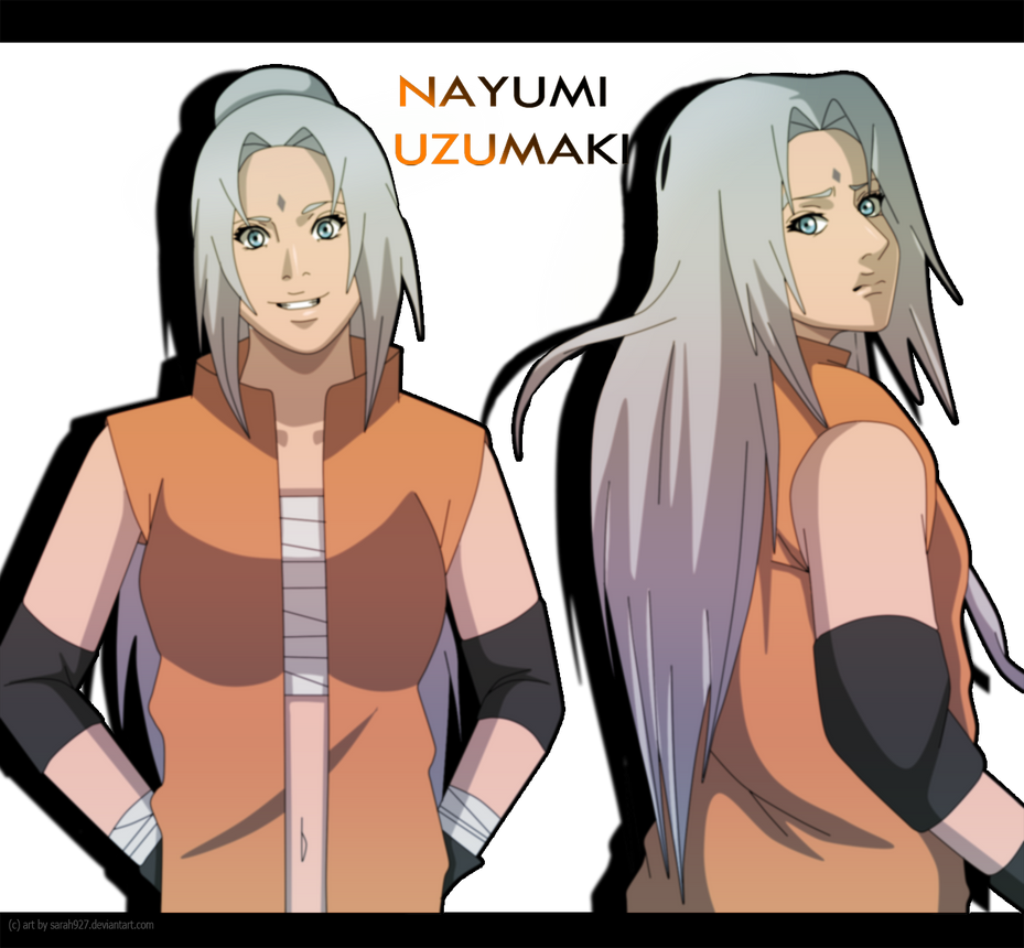 Nayumi-Uzumaki-Profile by Sarah927