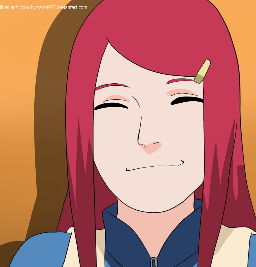 Kushina Uzumaki by Sarah927
