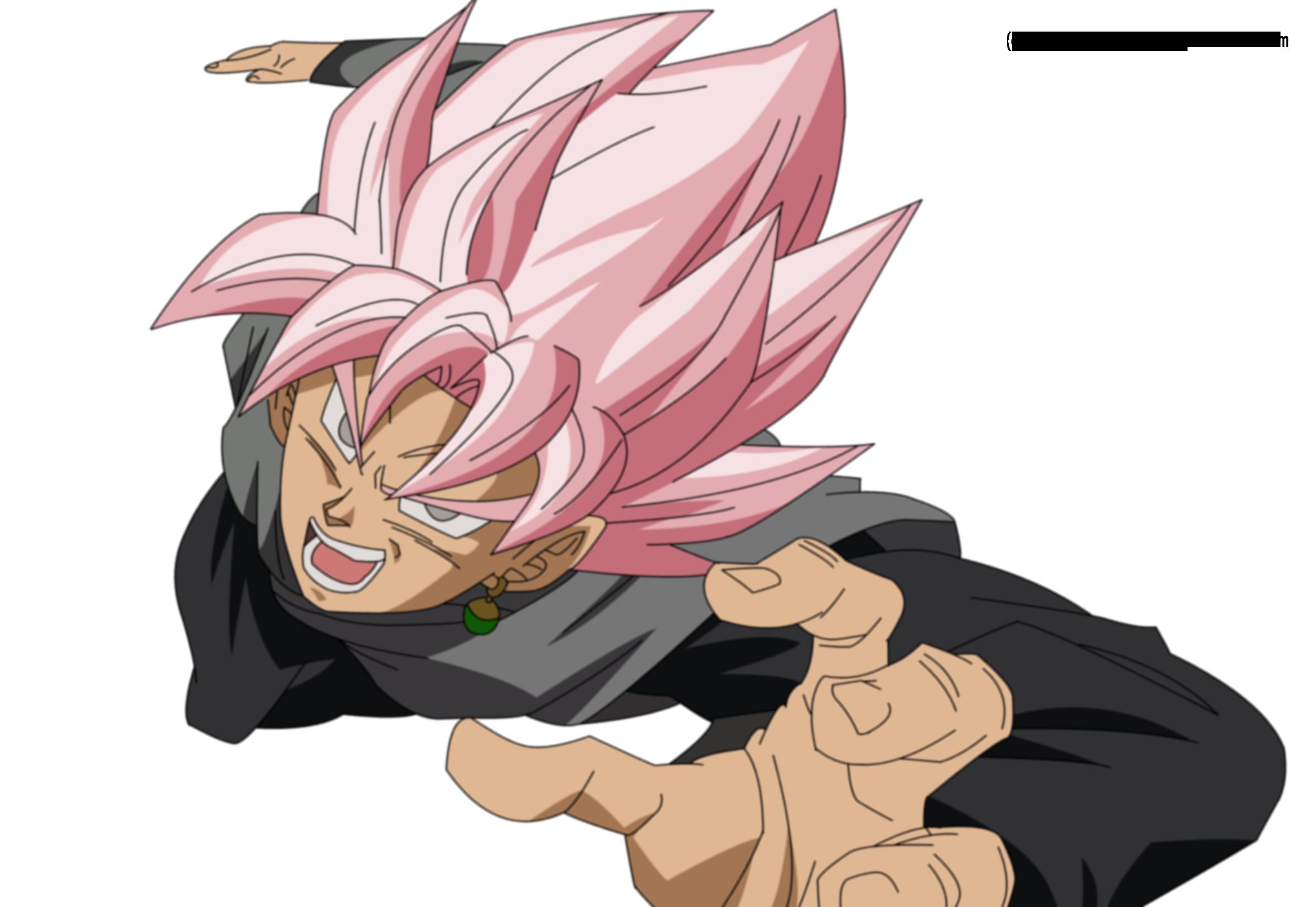 Black Goku Ss Rose By Sarah927Artworks On DeviantArt