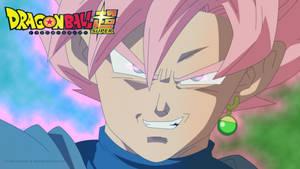 Black Goku Super Saiyan Ros