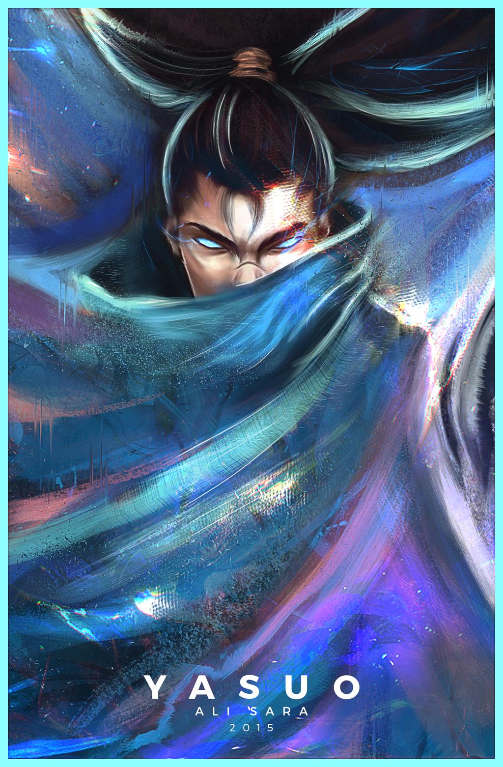 Yasuo by aLi2k4