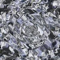 Liquid Metal by sixwings