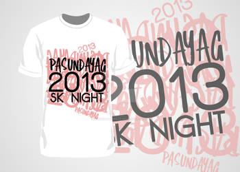 SK NIGHT: Pasundayag 2013
