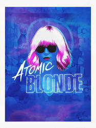 atomic blonde (2017) by sadzoo