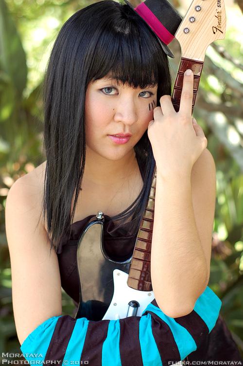 Miss Mio Akiyama by infinityink888