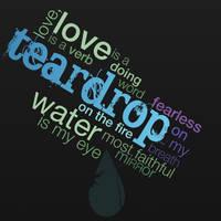 Teardrop by ka-ge
