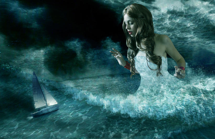 Tidal Wave by ChrissieCool on DeviantArt