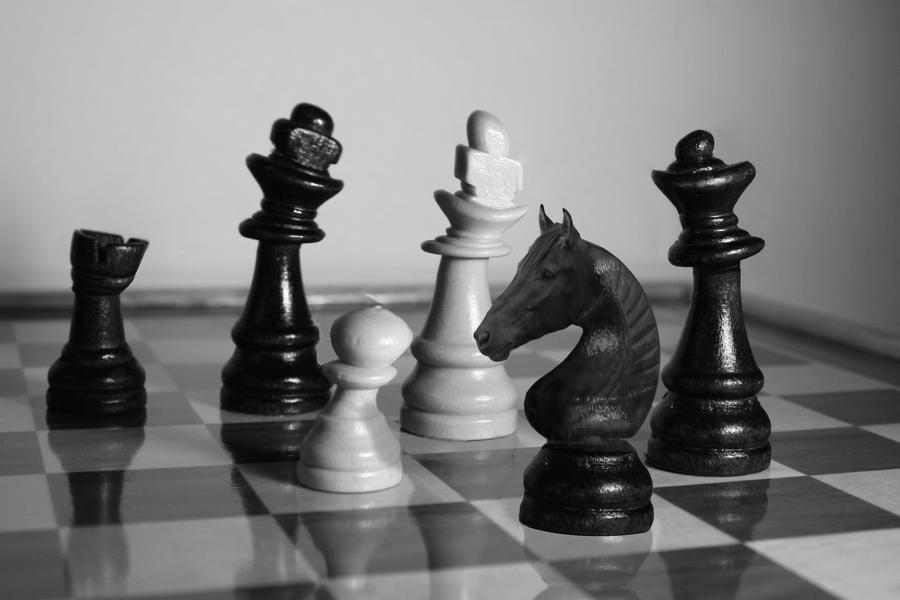 Open Foyer Chess : Knightmare by chrissiecool on deviantart