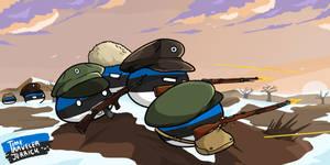 Estonian War Of Independence Countryball