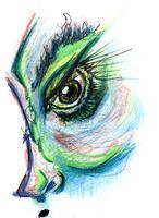 electronic eyes by jesseaaah