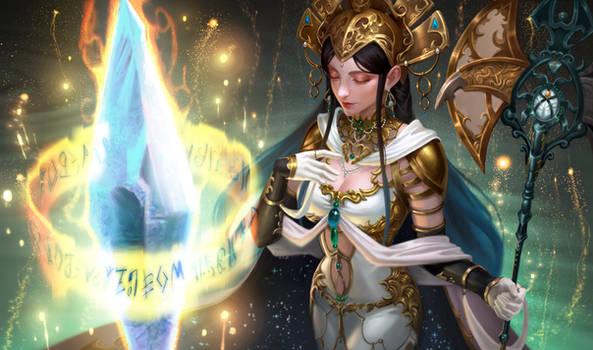 Lana Solaris by ArifWijaya