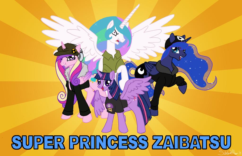 Super Princess Zaibatsu by SubduedMoon