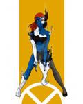 X-Series:  Mystique