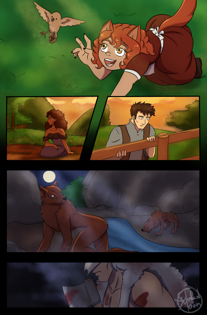 Little Red Wolf - Test Page