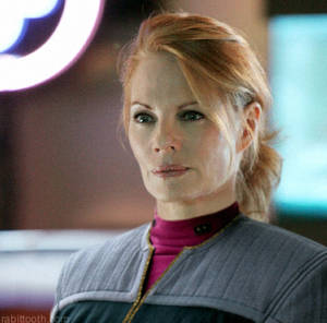 Marg Helgenberger by Rabittooth