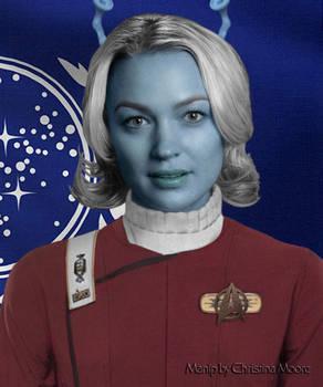 Captain Ashrytia sh'Arellaar