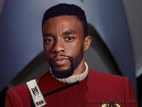 Commander T'Chole Mbanu