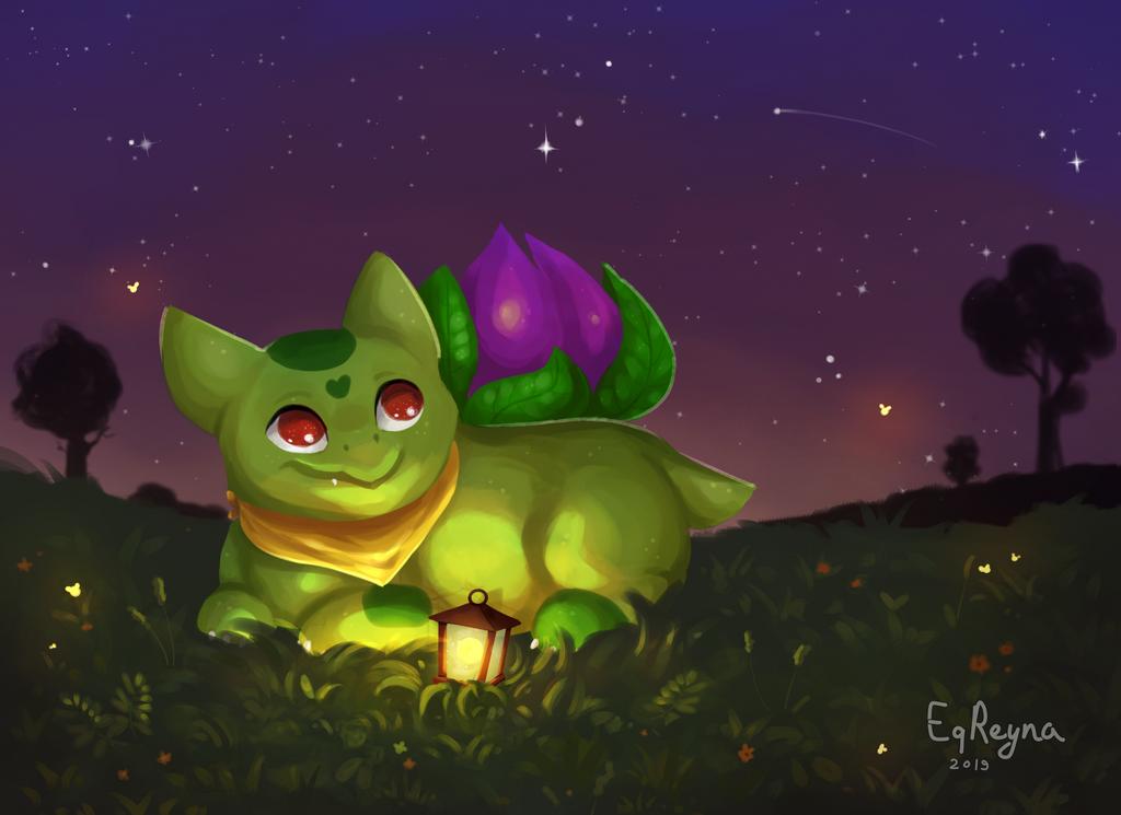 [AT] Stargazing by EqReyna