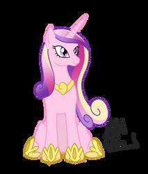 MLP: Princess Cadence 12/13 by x6tr2ni