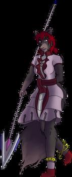 Keira's sister Heika