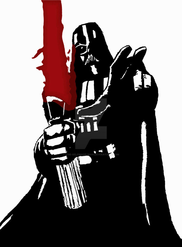 Darth Vader by The-SelfMade-Man