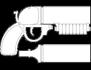 Team Fortress 2 Scorch Shot Diagram
