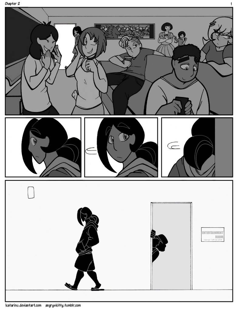 Nuzlocke on Ice: Chapter 2, page 1 by Katarinu