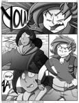 Nuzlocke on Ice: Chapter 4, page 11