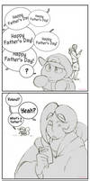 Father's Day by Katarinu