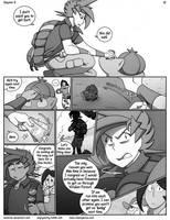 Nuzlocke on Ice: Chapter 5, page 10 by Katarinu