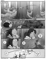 Nuzlocke on Ice: Chapter 6, page 3 by Katarinu
