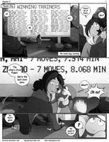 Nuzlocke on Ice: Chapter 7, page 1 by Katarinu