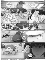 Nuzlocke on Ice: Chapter 7, page 14 by Katarinu
