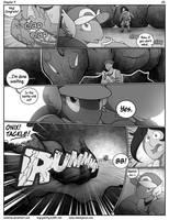 Nuzlocke on Ice: Chapter 7, page 23 by Katarinu