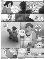 Nuzlocke on Ice: Chapter 7, page 29 by Katarinu