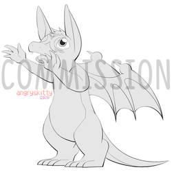 [Commission] Zeke by Katarinu