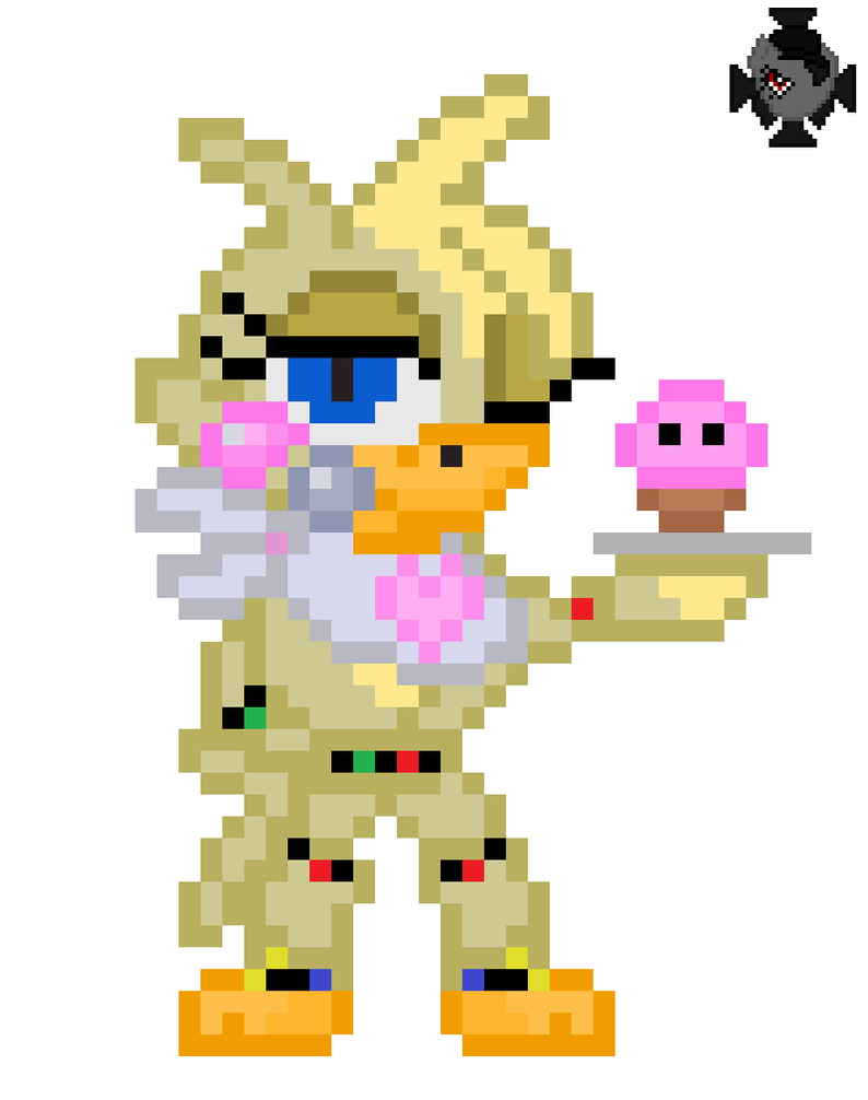 Toy Chica by PRINCEOFDARKNESSCLAW