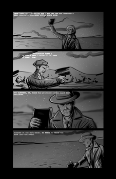 The Good Bootlegger - Storyboard Pitch Page 3