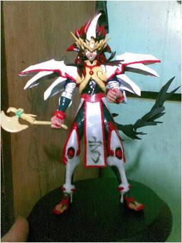 Ultimate Guardian Zenki custom figure 1