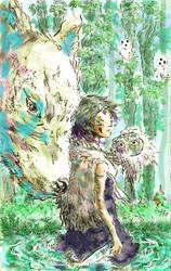 Mononoke Art