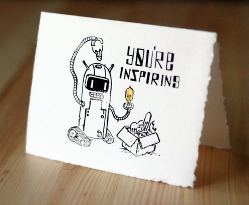 Inspirotron 5000 by Chop-Logik